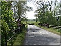 SO7351 : Mousehole Bridge over Leigh Brook by Roger Jones