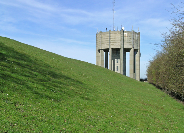 Water Tower at Parndon Wood