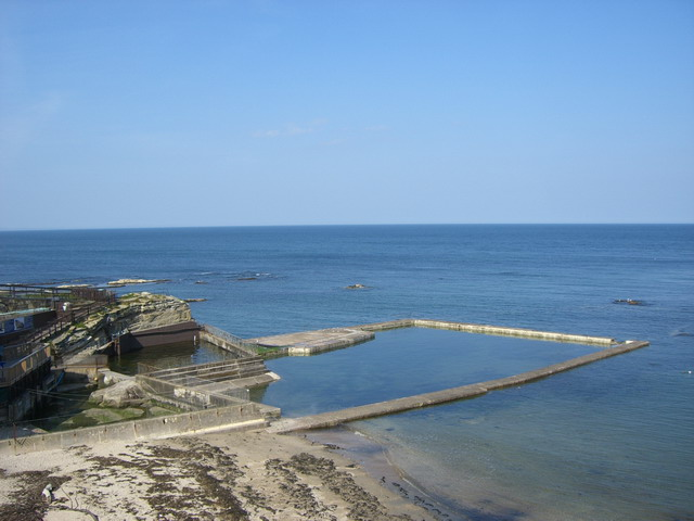 St Andrews sea swimming pool