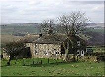 SD9825 : Kershaw Farm, Erringden by Paul Glazzard