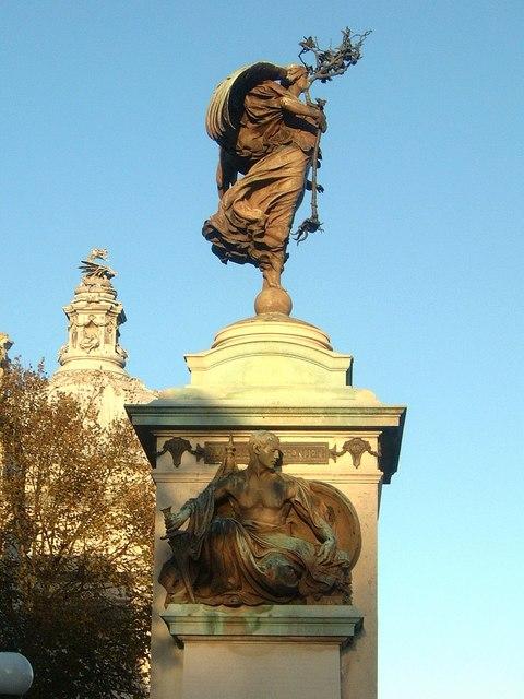 Boer War Memorial Statue