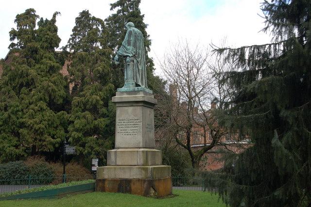 Kelvin statue, Belfast