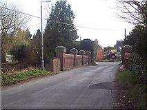 SU1449 : Haxton Bridge, Fittleton by Maigheach-gheal