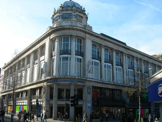 Whiteleys Shopping Centre