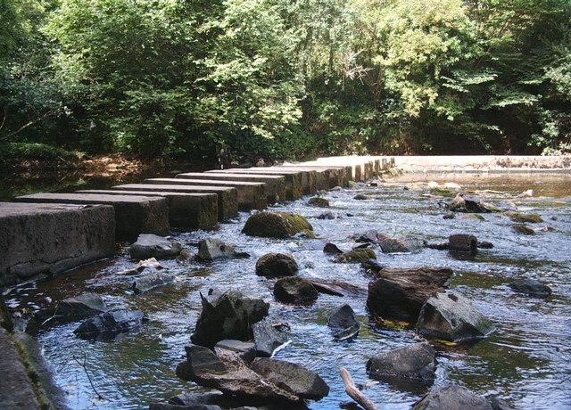 Stepping Stones, Bothal