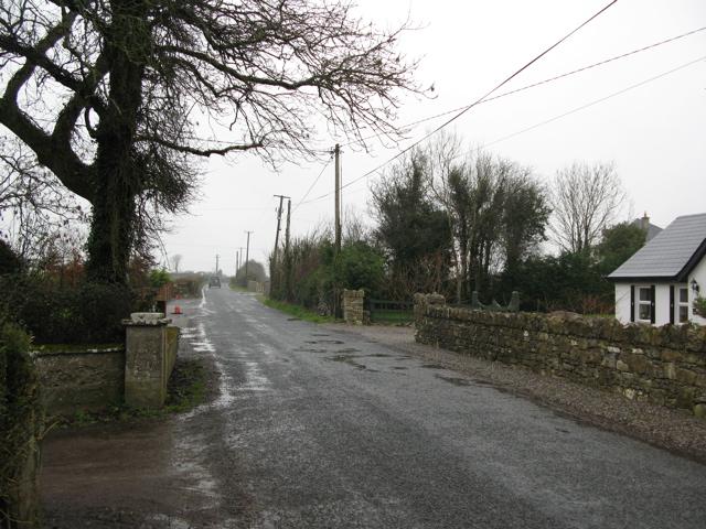Townlands, Tinnaculia, Co. Limerick