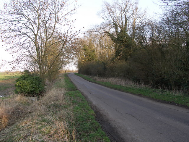 A Small Section of Midshires Way.