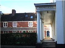 SX9193 : Walnut House, Exeter by Derek Harper
