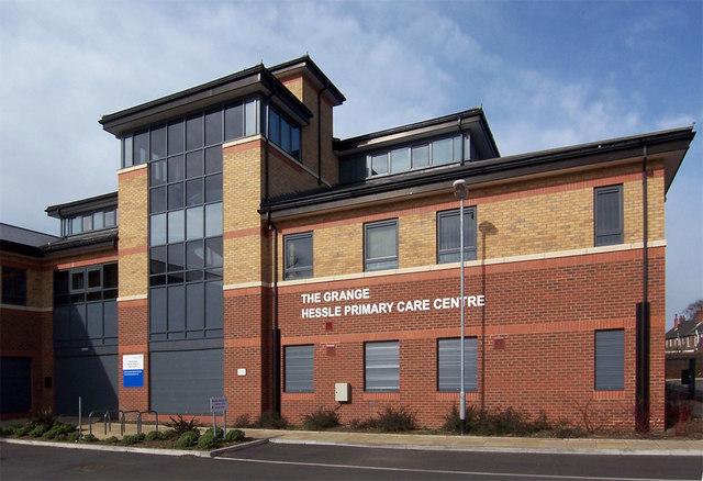 The Grange Hessle Primary Care Centre 169 David Wright
