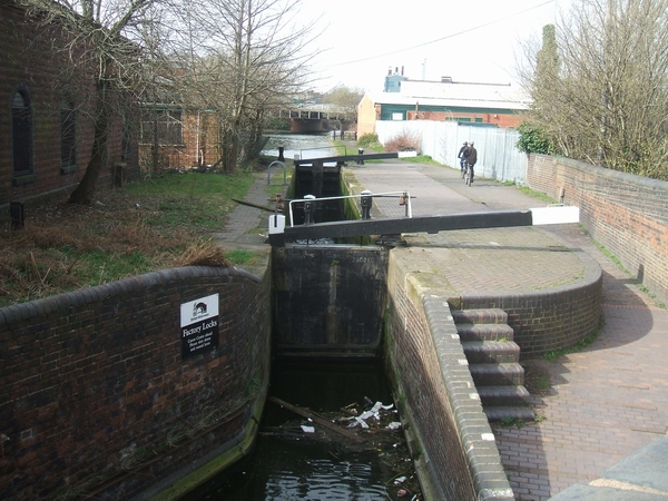Factory Junction Top Lock