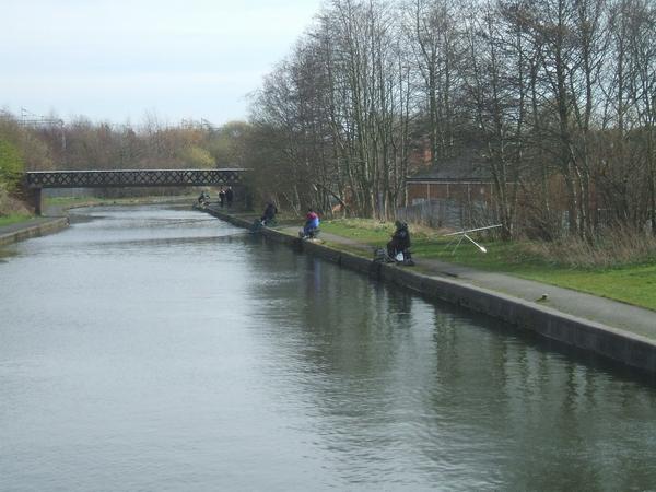 'Fishing on the Cut'