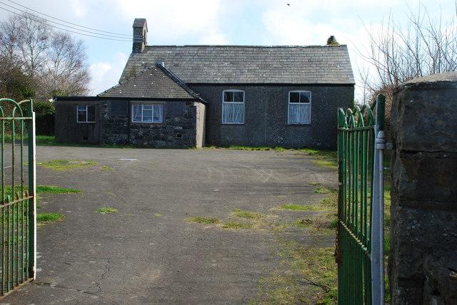 Hen Ysgol Llannor Old School