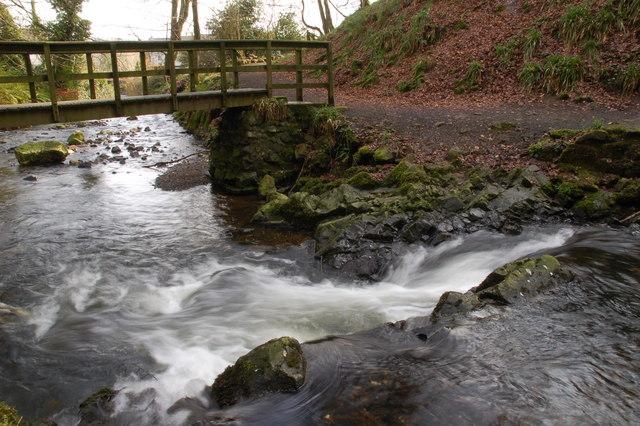 River, Glenoe glen (1)