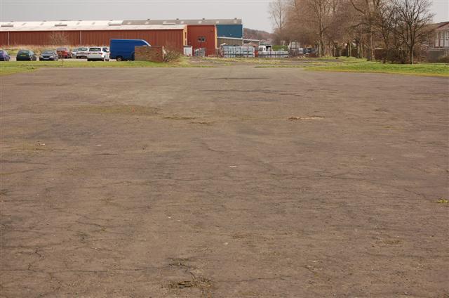 Former runway