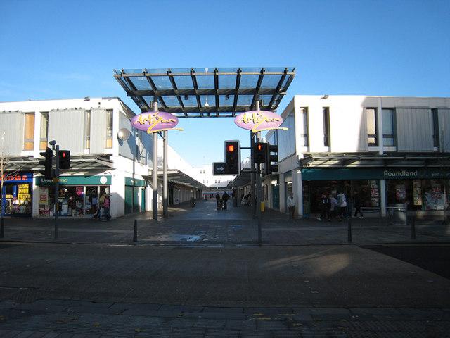 Dumbarton Town Centre