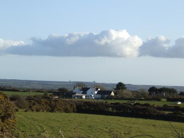 Cornish scene