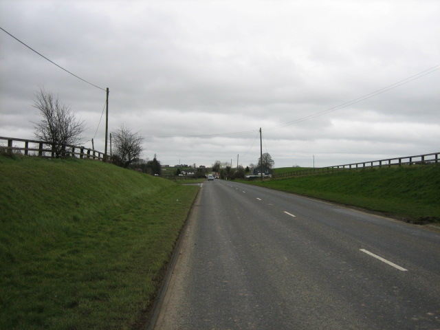 The A49 Lisburn to Ballynahinch road.