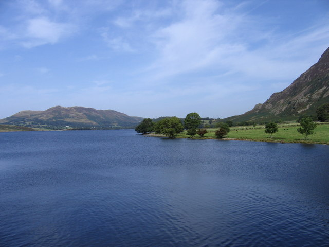 Crummock Water from Hause Point