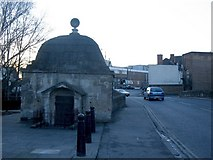 ST8558 : The Blind House, Trowbridge by Phil Williams