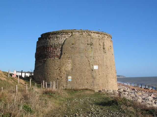 Martello Tower 14