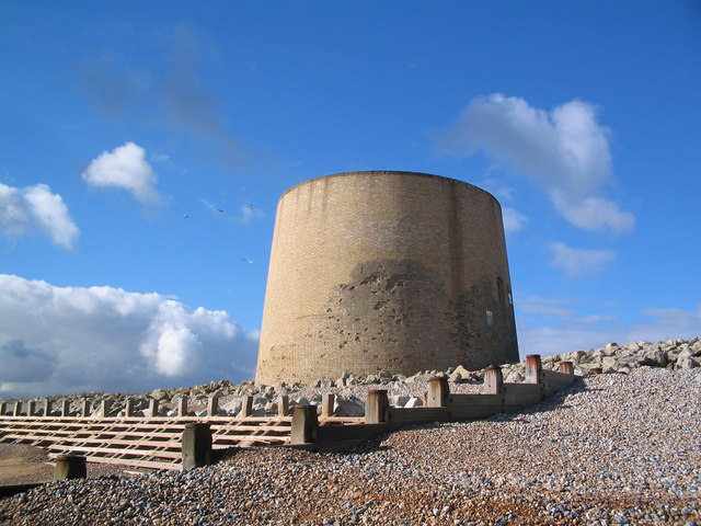 Martello Tower 15
