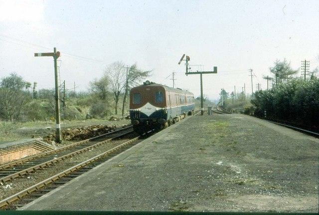 Greenisland Station (1980)
