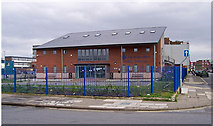 TA2710 : The Blue Cross Animal Hospital, Grimsby by David Wright