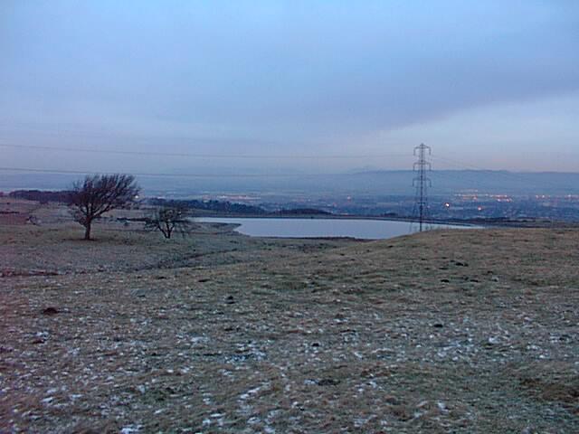Paisley - Brownside Braes - Glenburn Reservoir