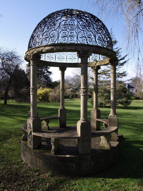 Sun Temple, Tessier Gardens, St Marychurch