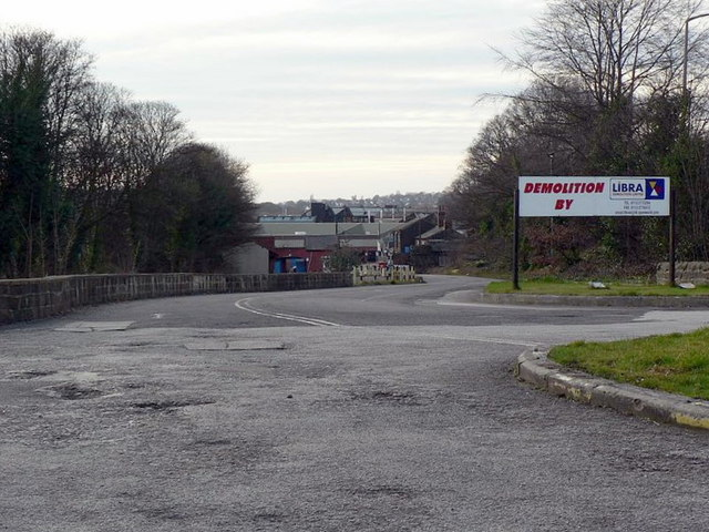 Entrance to Kirkstall Forge