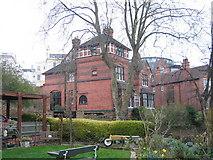 SK5639 : The Park Estate, Nottingham by Nigel Jones