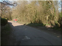 TQ2352 : Footpath To Margery Grove by John Hilton