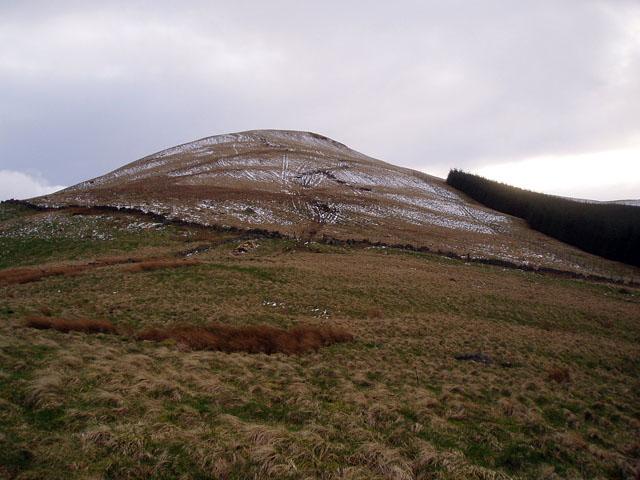 Summit of Seamab Hill