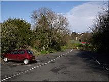 SX9265 : Chilcote Close car park by Derek Harper
