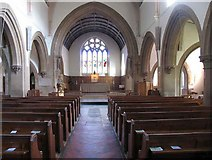 TL1314 : St Nicholas, Harpenden, Herts - East end by John Salmon