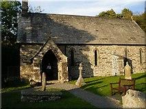 SD2296 : Seathwaite Church by Gordon Mellor