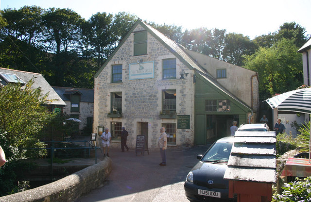 The Town Mill, Lyme Regis