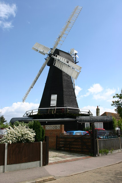 Herne windmill
