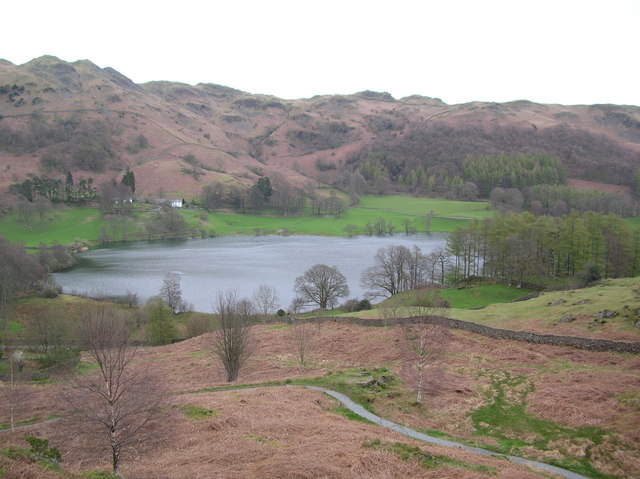 Loughrigg from Neaum Crag
