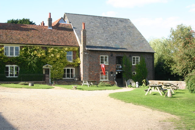Redbournbury watermill