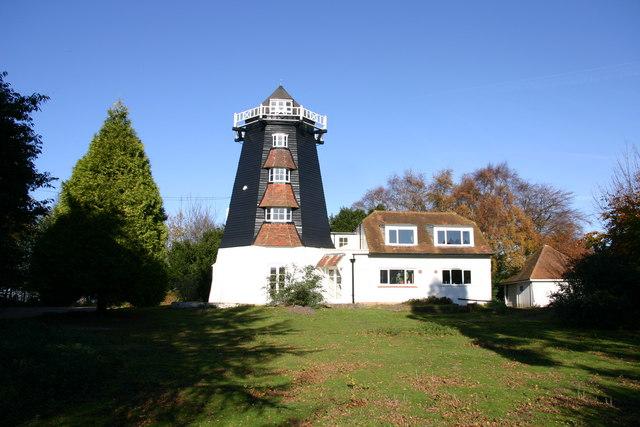 Rock windmill, Washington