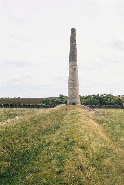Chimney on Stublick Moor