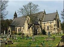 SD2806 : St Luke's Church, Formby by Christine Westerback