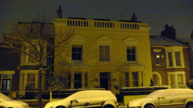 The Old Farm, Wandle Road