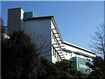 SX9193 : Hele building, Exeter College by Derek Harper