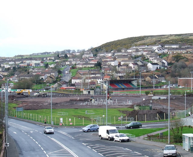 Site of Inverclyde Academy