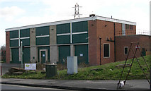 SE2534 : Disused Fire Station, Stanningley Road by Betty Longbottom