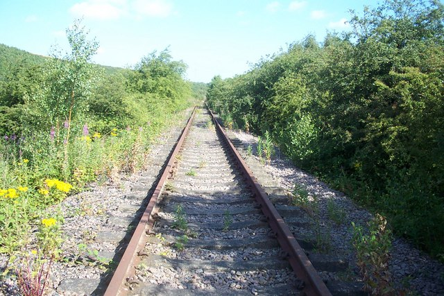 The Old Pit Railway