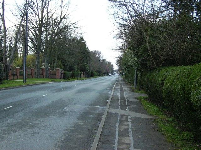 Humberston Avenue