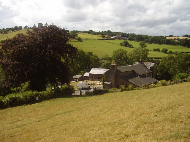 The Runnis, Dutlas, Knighton, Powys